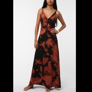 Urban Outfitters Tie Dye Maxi Dress Size 8